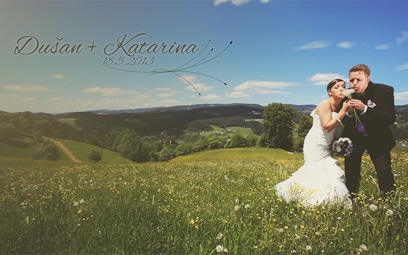 Katarina + Dušan / weding teaser