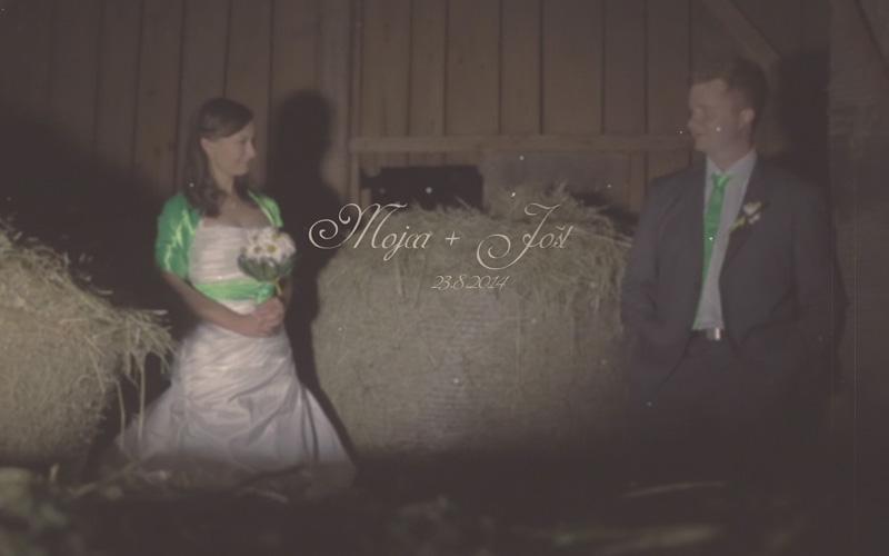 Mojca + Jošt / wedding teaser