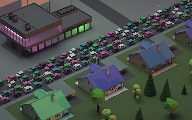 Parxspace – Parking reinvented